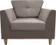 Кресло мягкое Aupi Пи / 4.67.2 (ткань 6) -