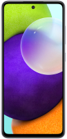 Смартфон Samsung Galaxy A52 128GB / SM-A525FLVDSER (лавандовый) -