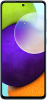 Смартфон Samsung Galaxy A52 128GB / SM-A525FZBDSER (синий) -
