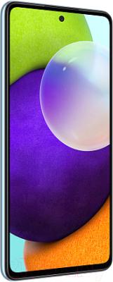 Смартфон Samsung Galaxy A52 128GB / SM-A525FZBDSER (синий)