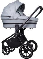 Детская универсальная коляска Rant Flex Grand 2 в 1 / RA065 (Green Tea) -