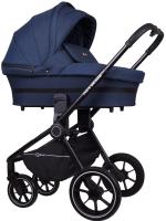 Детская универсальная коляска Rant Flex Grand 2 в 1 / RA065 (Jeans Blue) -