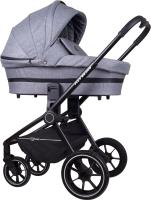 Детская универсальная коляска Rant Flex Grand 3 в 1 / RA066 (Koala Grey) -