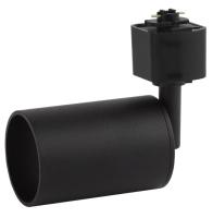 Трековый светильник ЭРА TR13-GU10 BK / Б0044276 (черный) -