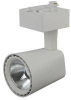 Трековый светильник ЭРА TR4-10 WH / Б0032112 (белый) -