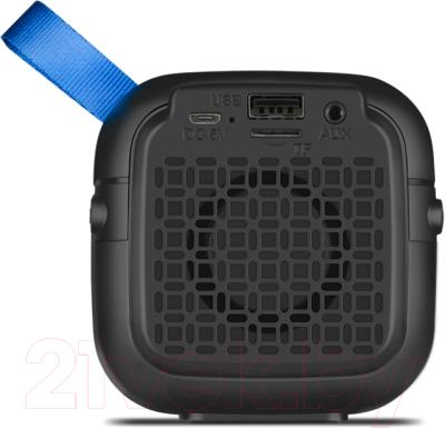 Портативная акустика Sven PS-48 (черный)