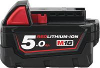 Аккумулятор для электроинструмента Milwaukee M18 B5 / 4932430483 -