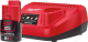 Набор аккумуляторов для электроинструмента Milwaukee M12 NRG-201 / 4933451900 -
