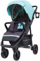 Детская прогулочная коляска Rant Vega Star / RA057 (Aruba Blue) -