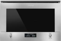Микроволновая печь Smeg MP422X1 -