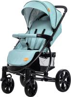 Детская прогулочная коляска Xo-kid LanD (Aqua) -