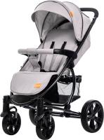 Детская прогулочная коляска Xo-kid LanD (Beige) -