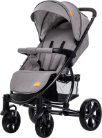 Детская прогулочная коляска Xo-kid LanD (Grey) -