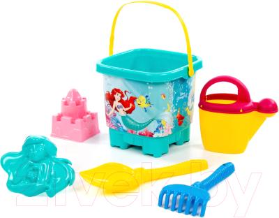 Набор игрушек для песочницы Полесье Disney Русалочка №8 / 65964