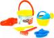 Набор игрушек для песочницы Полесье Disney Тачки №12 / 66824 -