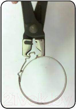 Инструмент для затяжки хомутов Force 9G0104