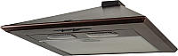 Вытяжка купольная Akpo Soft 50 WK-5 без короба (медный) -