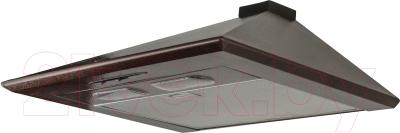 Вытяжка купольная Akpo Soft 50 WK-5 без короба (медный)