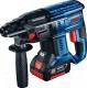 Профессиональный перфоратор Bosch GBH 180-LI (0.611.911.020) -