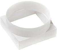 Переходник для вытяжки Akpo Белый -