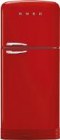 Холодильник с морозильником Smeg FAB50RRD5 -
