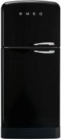 Холодильник с морозильником Smeg FAB50LBL5 -