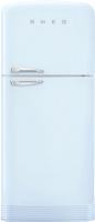 Холодильник с морозильником Smeg FAB50RPB5 -