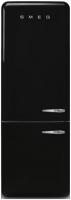 Холодильник с морозильником Smeg FAB38LBL5 -