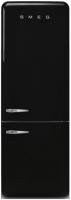 Холодильник с морозильником Smeg FAB38RBL5 -