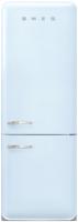 Холодильник с морозильником Smeg FAB38RPB5 -
