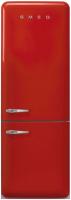 Холодильник с морозильником Smeg FAB38RRD5 -