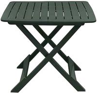 Стол пластиковый Ipae Progarden Tevere / TEV050VE (зеленый) -