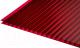 Сотовый поликарбонат TitanPlast 2100x6000x4 (гранатовый) -