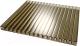 Сотовый поликарбонат TitanPlast 2100x6000x6 (бронзовый) -