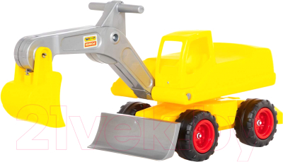 Экскаватор игрушечный Полесье Мега-экскаватор / 66220