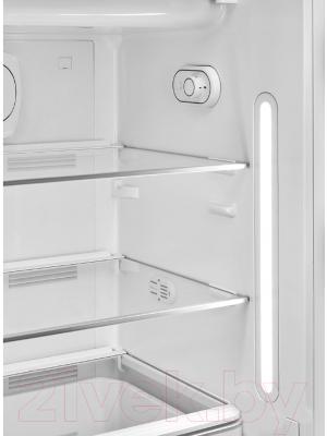 Холодильник с морозильником Smeg FAB28RBE5