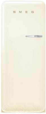 Холодильник с морозильником Smeg FAB28LCR5
