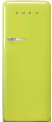 Холодильник с морозильником Smeg FAB28RLI5