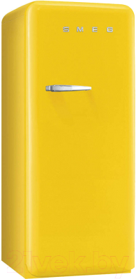 Холодильник с морозильником Smeg FAB28RYW5