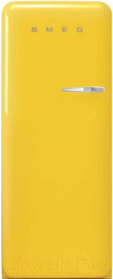 Холодильник с морозильником Smeg FAB28LYW5