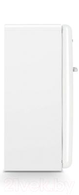 Холодильник с морозильником Smeg FAB28RWH5