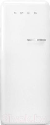 Холодильник с морозильником Smeg FAB28LWH5