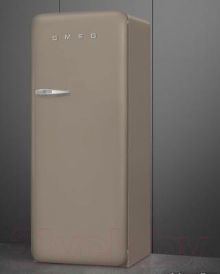 Холодильник с морозильником Smeg FAB28RDTP5