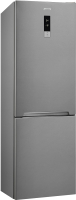 Холодильник с морозильником Smeg FC18DN4AX -