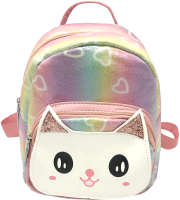 Детский рюкзак Sun Eight SE-sp026-09 (розовый/белый/перламутровый) -