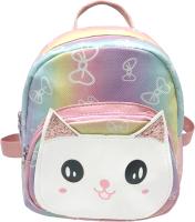 Детский рюкзак Sun Eight SE-sp026-08 (розовый/белый/перламутровый) -
