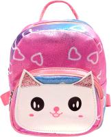 Детский рюкзак Sun Eight SE-sp026-06 (розовый/белый/перламутровый) -