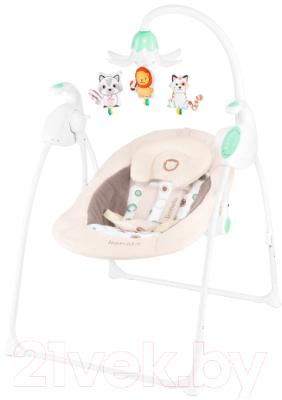 Качели для новорожденных Lionelo Robin