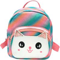 Детский рюкзак Sun Eight SE-sp026-05 (розовый/белый/перламутровый) -
