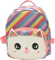Детский рюкзак Sun Eight SE-sp026-02 (розовый/белый/перламутровый) -